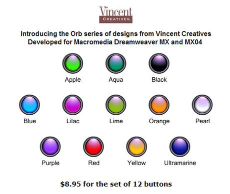 Product picture Vincent-Creatives.-Orb-Buttons.zip